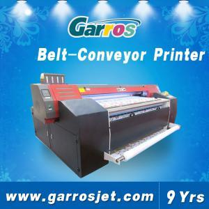Best Stretchable Cotton Printing Machine Direct to Textile Printer 1.8m Textile Belt Printer wholesale