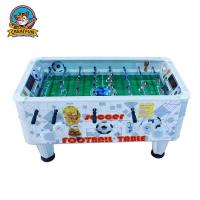 Quality Multi Player Colorful Football Arcade Game Machine Cute Mini Soccer Table for sale