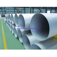 Welded Duplex Stainless Steel Pipes UNS S31803 S32205 S32750 S31254 Length 6M 11M for sale