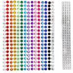 Quality Rhinestone Sticker Stheet/Crystal Sticker/Diamond Sticker design for sale