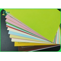 China Bright Colored Painting Paper Card & Boards 180/240/300gsm 18 / 24 / 36 Inchs on sale