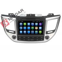 Quality Multi Touch Capacitive 8 Inch Android Car Stereo , 2015 Hyundai Tucson Dvd Player for sale