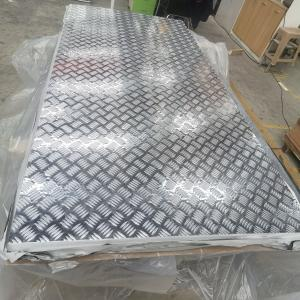 Quality 5052 H36 Aluminum Checkered Plate 2mm Thick Aluminum Checker Plate Sheet 3mm for sale