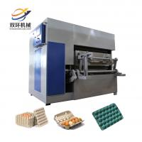 Quality waste paper recycle used egg tray machine/automatic paper pulp egg tray production line/machine making egg tray for sale