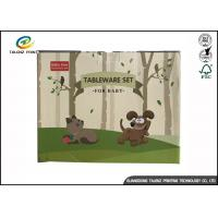 Quality Customized Children Toys Paper Gift Box / Cardboard Packing Boxes for sale