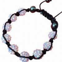 Quality Shambhala Bracelet with Special Design Makes it More Slap-up, Latest Unique and Fashionable Style for sale