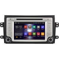 Quality Central Multimedia Suzuki Sx4 Head Unit 7 Inch Car DVD Player 2006 - 2013 for sale