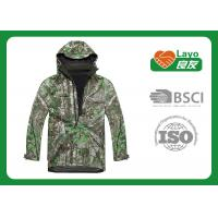China Customized Multi Function Military Camouflage Clothing With Hoodie on sale