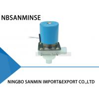 Quality SMLC Series Water Dispenser Plastic Magnetic Solenoid Valve Normally Closed 2 Way for sale