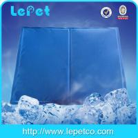 China Factory wholesale waterproof re-usable pet dog cool gel mat on sale