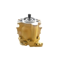 Quality 9T4104 PVE21 4P 4S D4H 54H Hydraulic Fan Motor For Skidder Tractor for sale