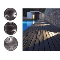 Quality DC12Volt IP67 Waterproof LED Buried Light RGB 3W LED Recessed deck Light For Step,Stair for sale