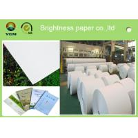 China 787mm Postcard Printer Paper Jumbo Rolls , Lightweight Banner Printing Paper on sale