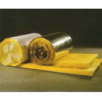 Quality Aluminum Foil Glass Wool Blanket Fire Insulation For Metal Building for sale