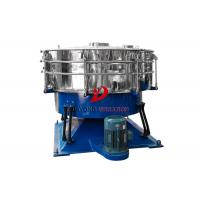 Quality Food Grade Starch Swing Tumbler Screener With Long Using Service for sale