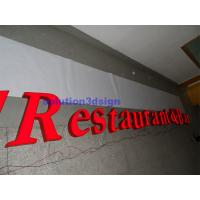 China china price light up letters/battery powered led open signs marquee light letters led light letters on sale