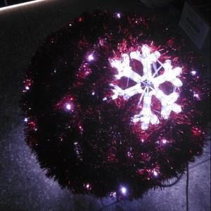 China large led christmas balls on sale