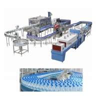 Quality 0.5L 24 Heads 10000BPH Automatic Water Filling Machine With Touch Screen for sale
