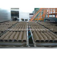 Quality Raw Material Waste Paper Egg Tray Production Line Fruit Tray Making Machine for sale