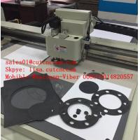 Quality Pipe Flange Klingersil Graphoil Gasket Computerized Cutting Machine for sale