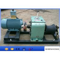 Quality JJM3D Electric Cable Pulling Winch Machine 3KW One Year Warranty for sale