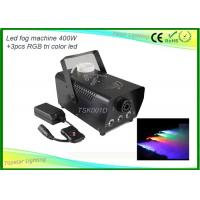 Best Small Dj Stage Fog Machine 3pcs 1w Bulb Led Portable Smoke Machine For Stage Effect wholesale