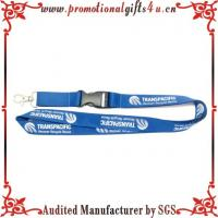 China Silk Screen Printing Lanyards on sale