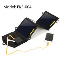 Quality 10W Solar Laptop Charger Foldable Folding Solar Panel Portable Solar Panel Charger for Mobile Phone iPhone iPad Camera for sale