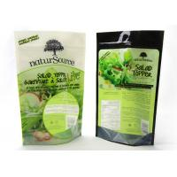 Quality Reusable Smell Proof Stand Up Ziplock Bags , Stand Up Pouches For Food Packaging for sale