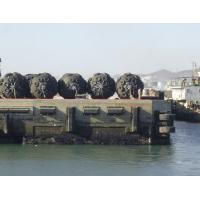 Quality Synthetic-tire-cord Layer Marine Rubber Fenders for Large Tankers for sale
