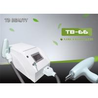 China ISO CE Approved Beauty Machine Portable Nd Yag Laser Tattoo Removal Machine on sale