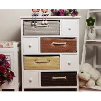 Buy cheap Handmade Furniture China Plastic Drawers Cabinet Vintage Furniture from wholesalers