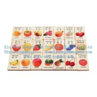 China Wooden blocks, Children's wooden digital building blocks, fancy/wooden toys on sale