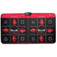 Quality Red USB Game Duet Plug And Play Dance Mat / Pad , Thickness 8mm for sale