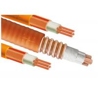 Quality Safety Anti High Temperature Cable , Fire Proof Cable High Mechanical Strength for sale