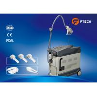 Buy cheap White 2940nm Ultrasonic Beauty Machine IPL Diode Q Switched RF Laser from wholesalers