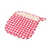 Quality Simple Modern Pure Cotton Hot Pad Holders Simple Modern Anti Scalding for sale