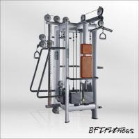 Quality commercial gym equipment exercise equipment Multi station cable jungle for sale