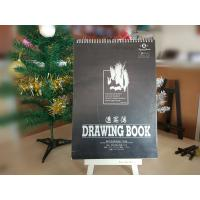 Quality Customized Cover Artist Paint Pad Sketch Drawing Paper Sketchbook 100gsm 60 sheets for sale