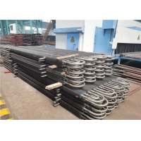 China Cold Finished Welded Fin And Tube Heat Exchanger Boiler Part for sale