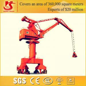 Quality Factory price China assured brand single beam portal crane for sale
