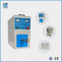 Quality IGBT portable electric high frequency induction heating Brazing Welding machine for sale