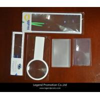 Buy cheap Custom and Cheap PVC Magnifier Card from wholesalers