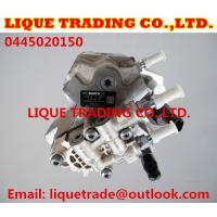 Quality BOSCH Genuine Common rail pump 0445020045, 0445020150, 5264248, 4982057, 3971529 for sale