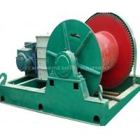 Quality Marine Hydraulic Towing Winch From China for sale