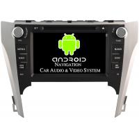 "Quality Android Car DVD Player 8"" Toyota Radio GPS , Toyota Camry GPS Navigation System 2012 2013 2014 for sale"