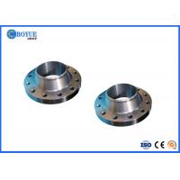 China ASME B16.5 Forged Alloy 20 Weld Neck Nickel Alloy Pipe Flanges 150#-2500# 1/2-24 on sale