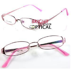 Quality Woman′s Full Rim Purple/Pink Fashion Optical Eyeglasses Frames (9655) for sale