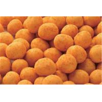 Low Fat Chilli Crunchy Coated PeanutsMicroelements Contained Low Temp Saving