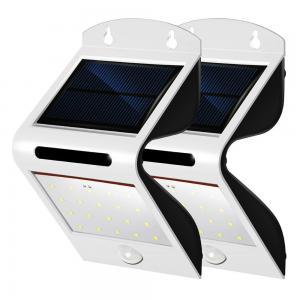 Best Outdoor Waterproof Solar Motion Sensor LED Light 1W For Patio / Garden wholesale
